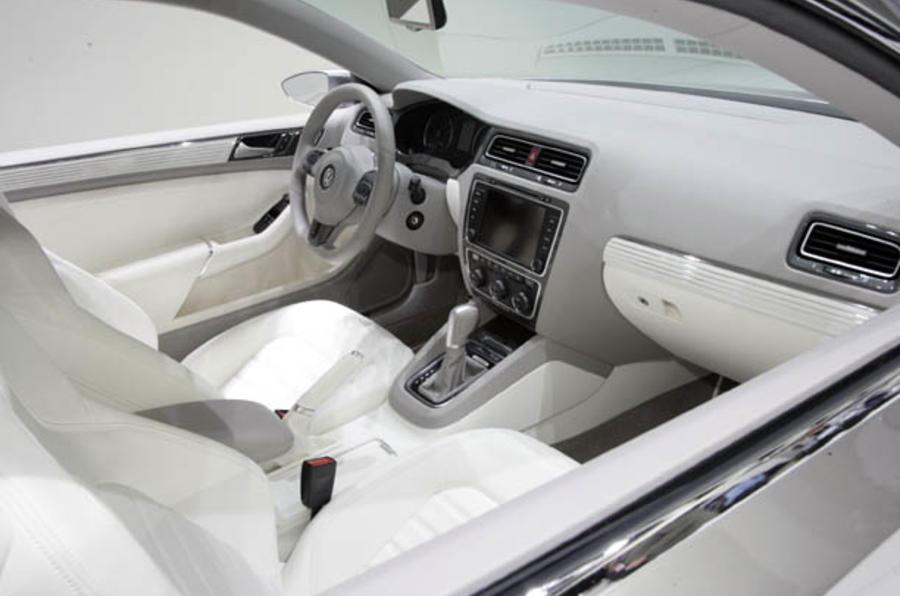 Detroit motor show: VW NCC