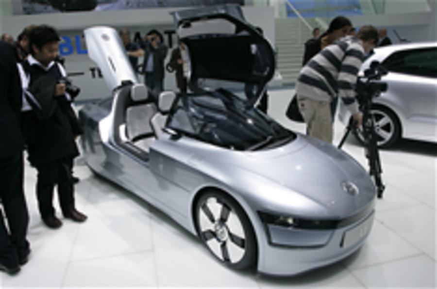 Frankfurt motor show: VW L1