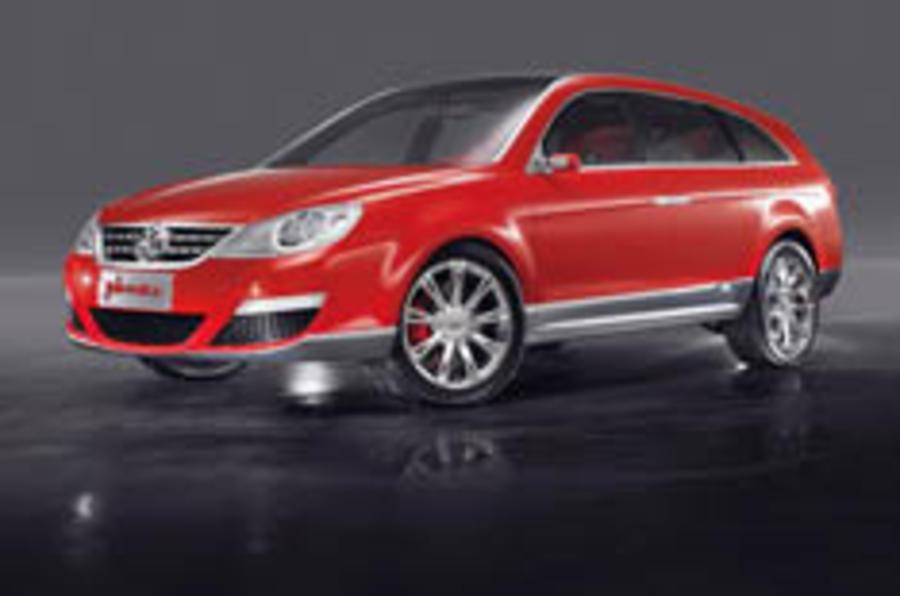 Volkswagen's latest baby 4x4