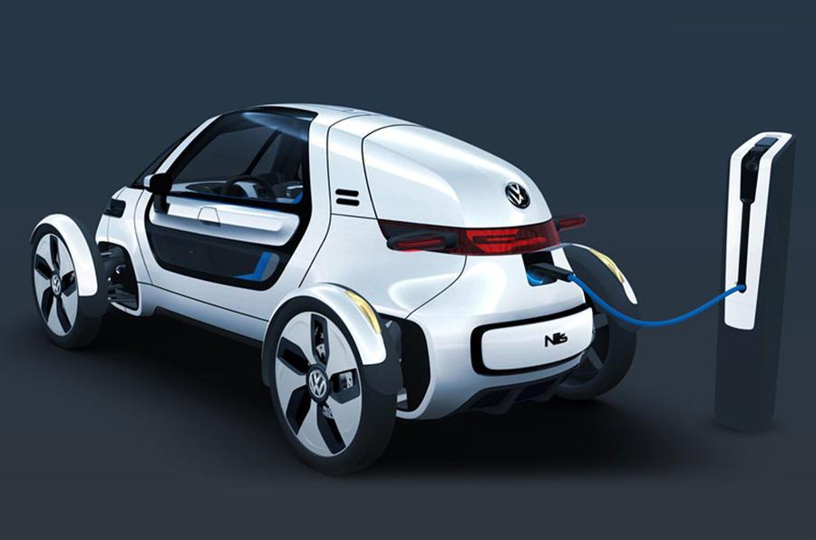Frankfurt show - VW NILS Concept