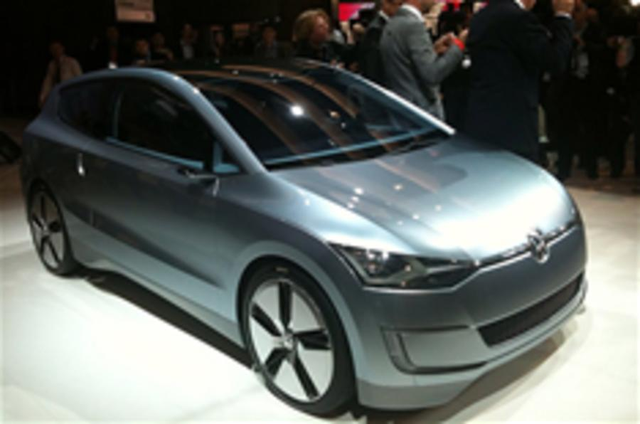 VW's 116mpg four-seater revealed
