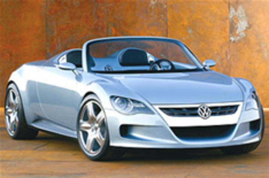 VW postpones Roadster launch