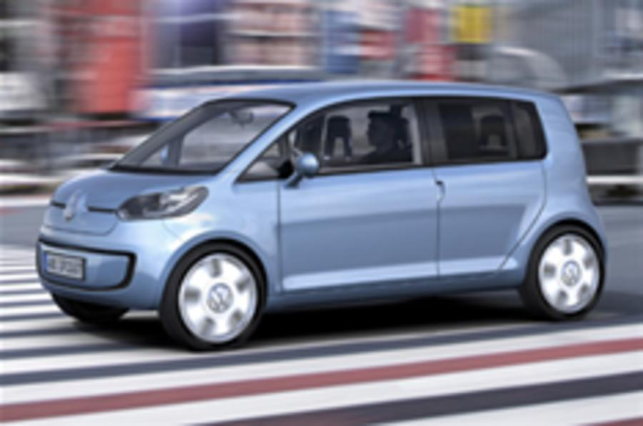 VW Space Up!: concept grows bigger