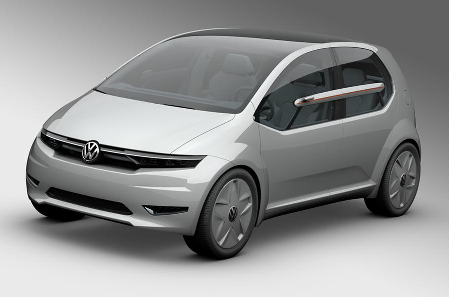 Geneva show: Italdesign's VW concepts