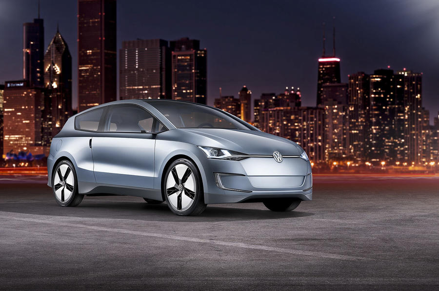 VW design 'to be more creative'