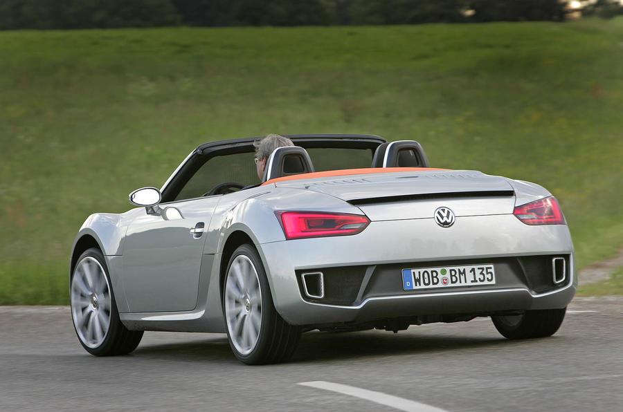 New Vw Roadster Set For 2013 Autocar