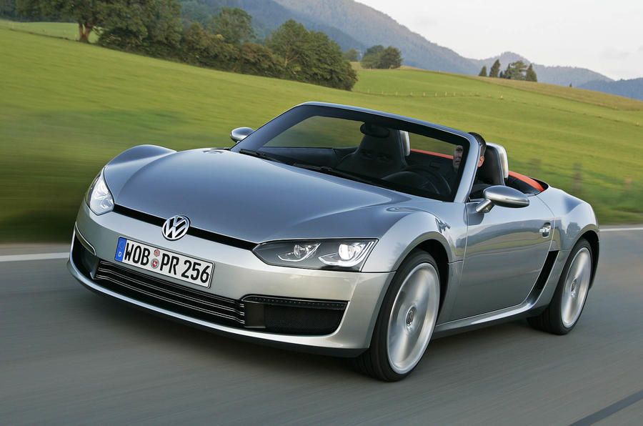 New VW roadster set for 2013 | Autocar