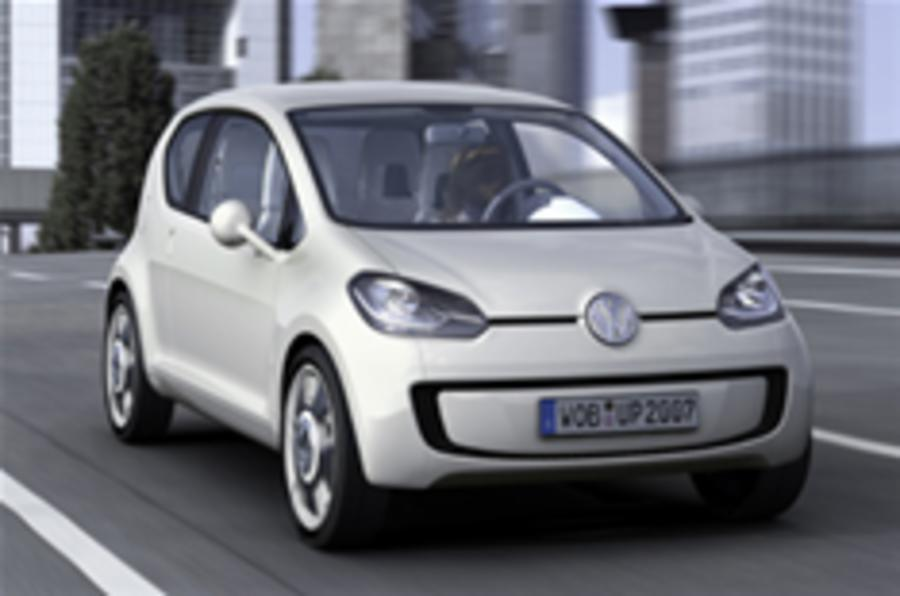 The only way is Up! for VW city car