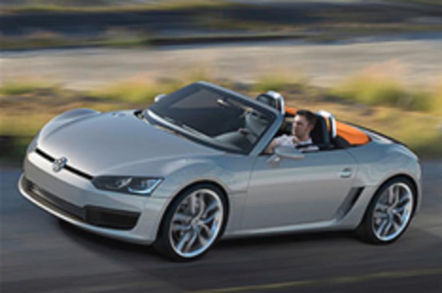 VW Bluesport decision 'soon'