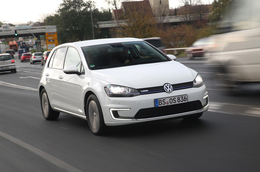 Volkswagen e-Golf first drive review