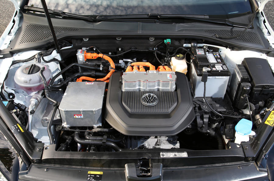 Volkswagen e-Golf first drive review