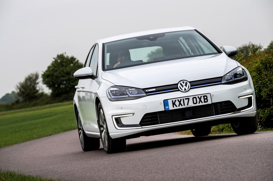 Volkswagen E Golf Review 2018 Autocar