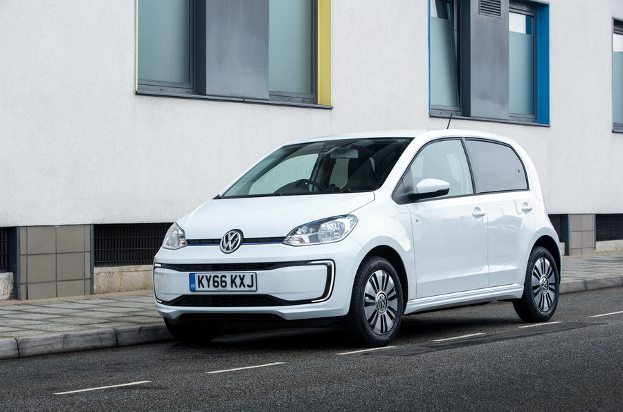3.5 star Volkswagen e-Up
