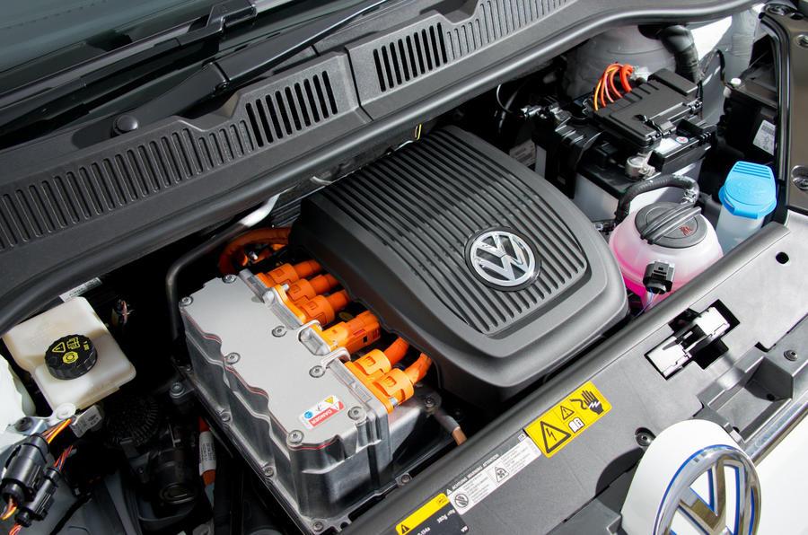 Volkswagen e-Up electric motor