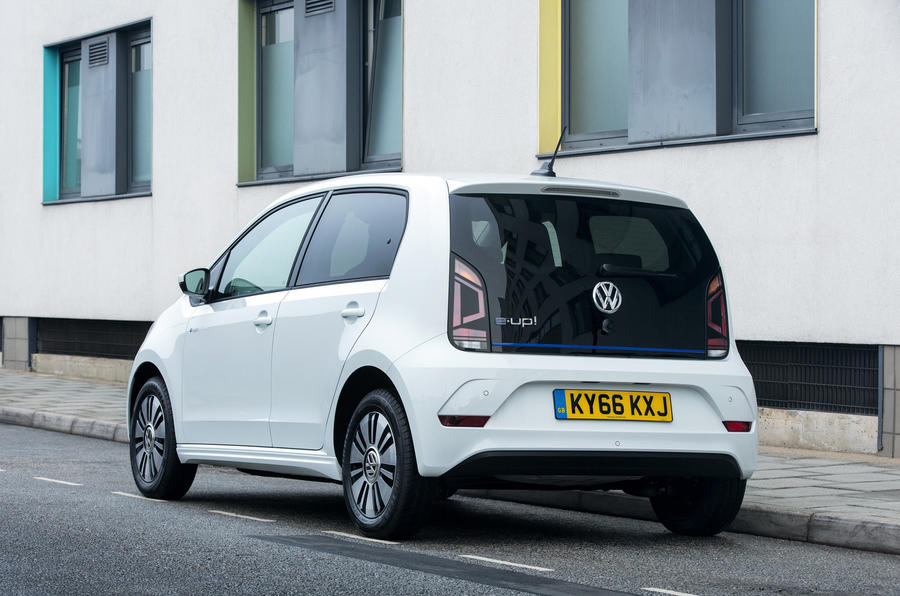 Volkswagen e-Up Review (2018) | Autocar