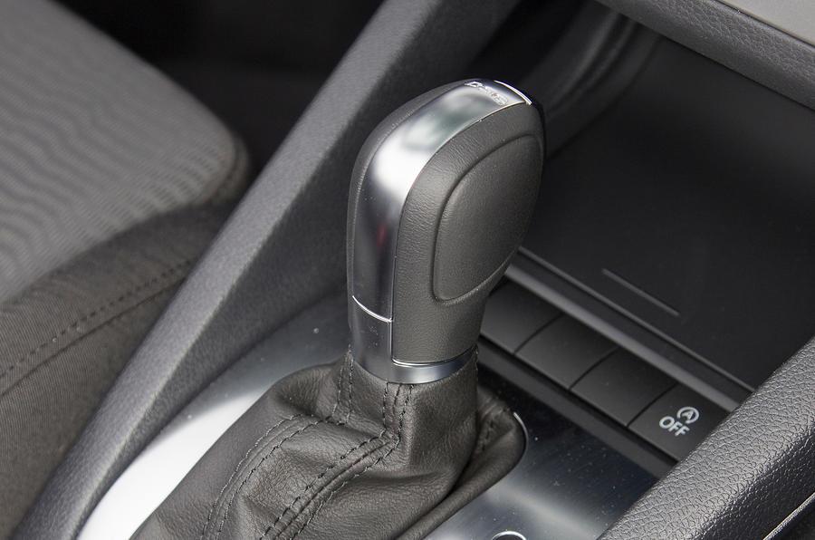 Volkswagen Eos DSG gearbox