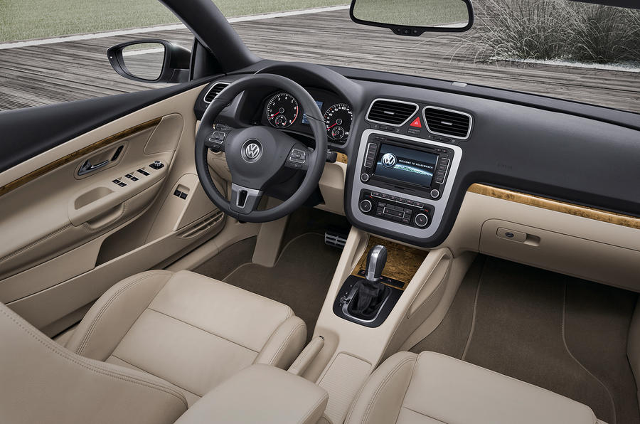 Volkswagen Eos Named a 2008 Best New Road Trip Vehicle