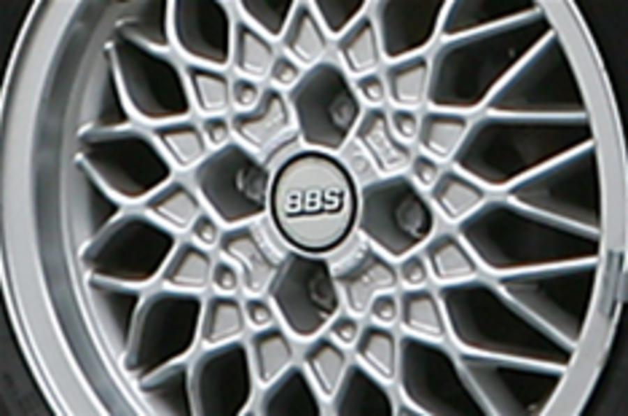 BBS alloys keep turning - but only just