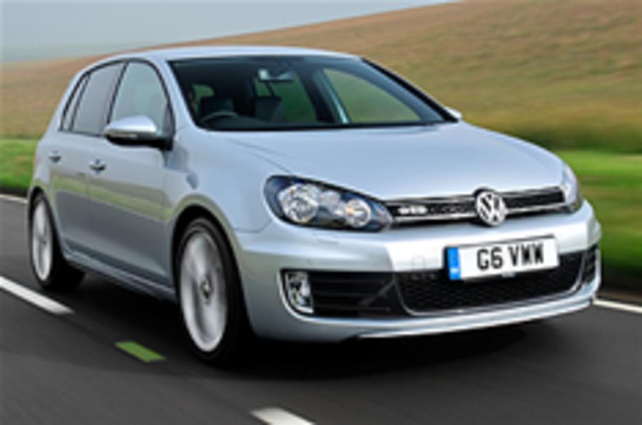 VW designer struggles with Golf