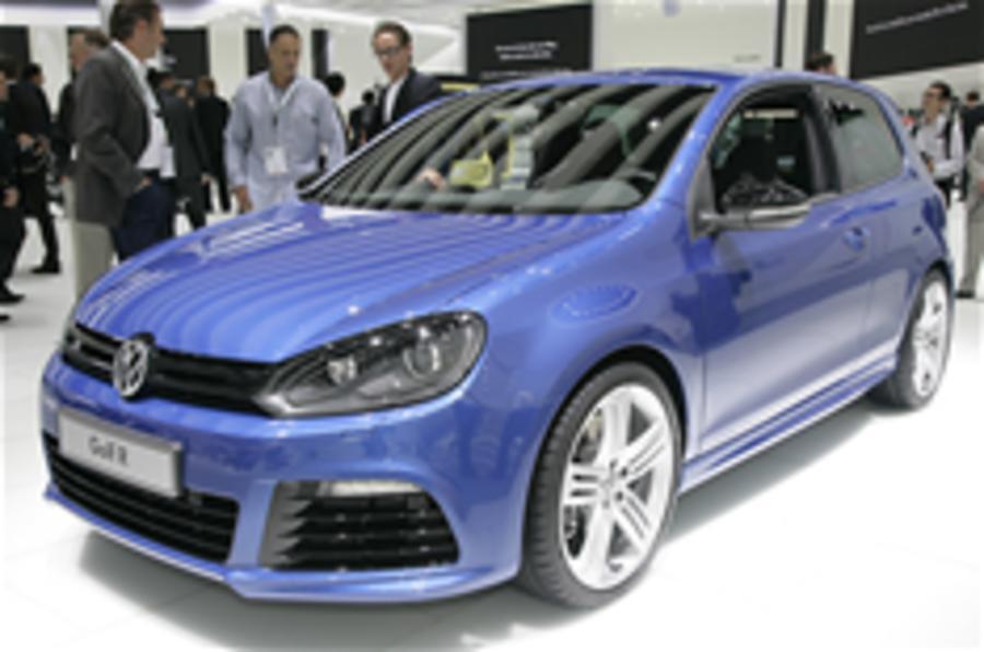 Frankfurt motor show: VW Golf R