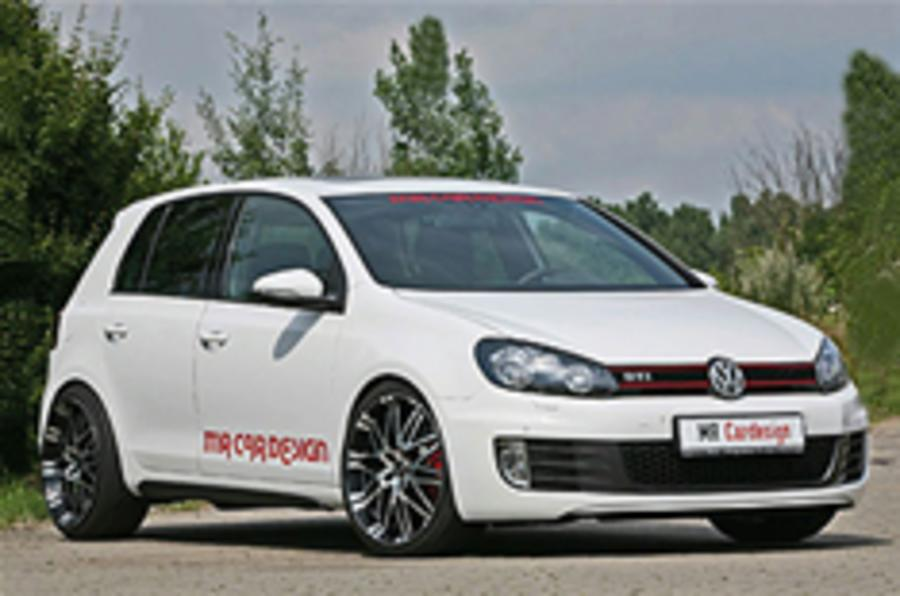 World's most powerful Golf GTI