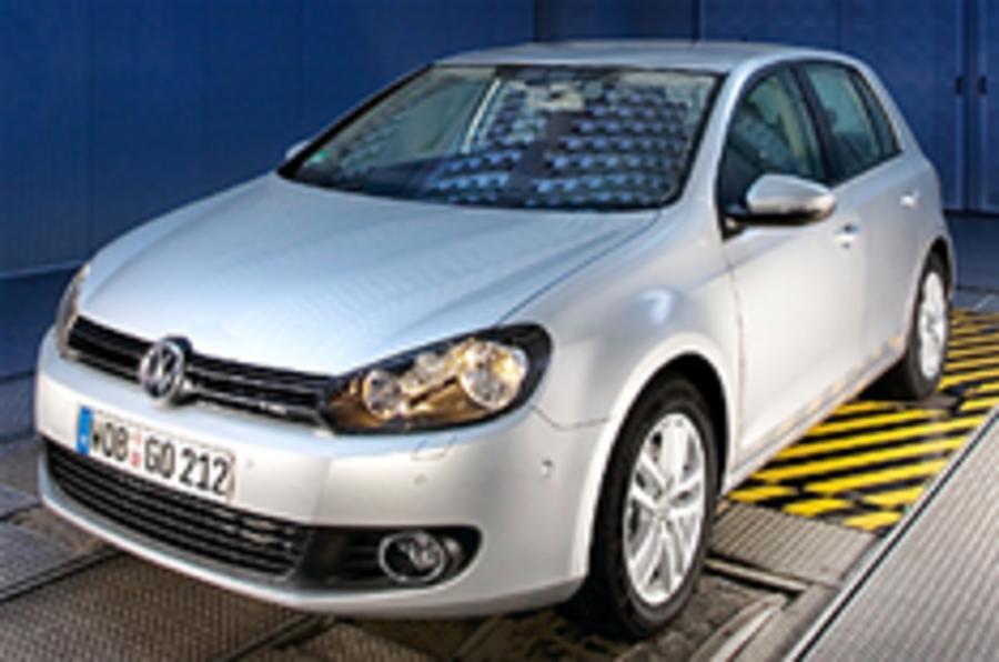 VW Golf gets five NCAP stars