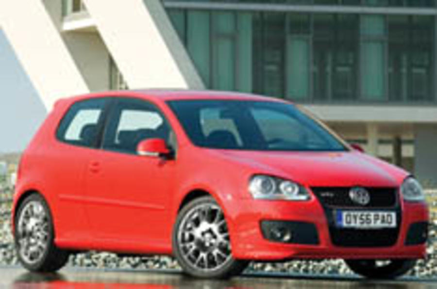 227bhp 'birthday Golf' gets green light