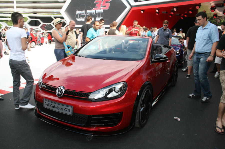Power boost for next-gen GTI