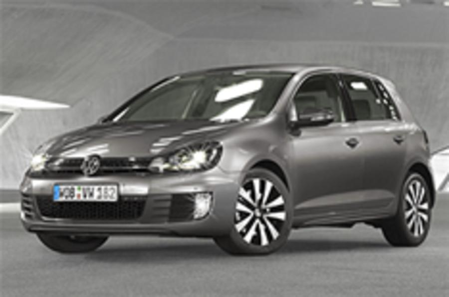 VW Golf GTD unveiled