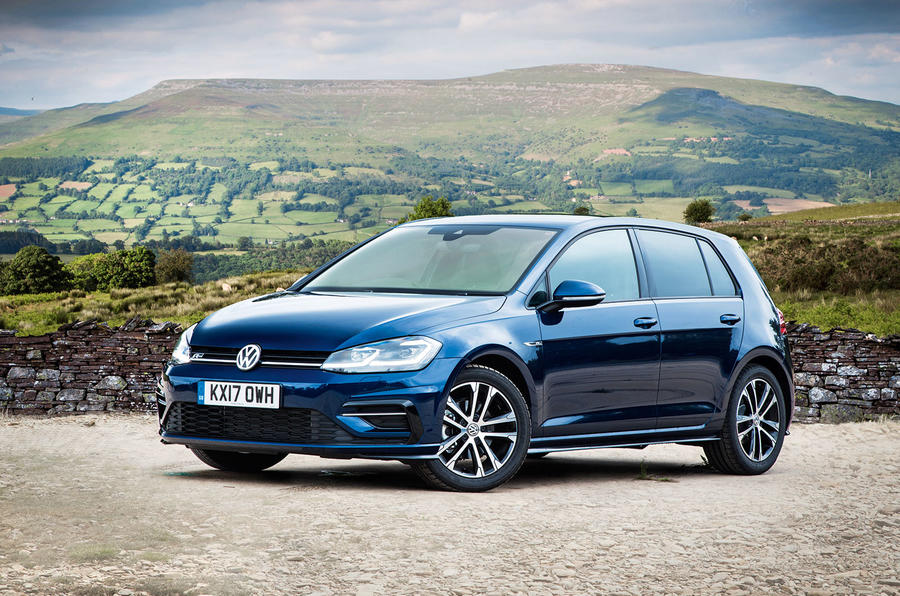 4.5 star Volkswagen Golf