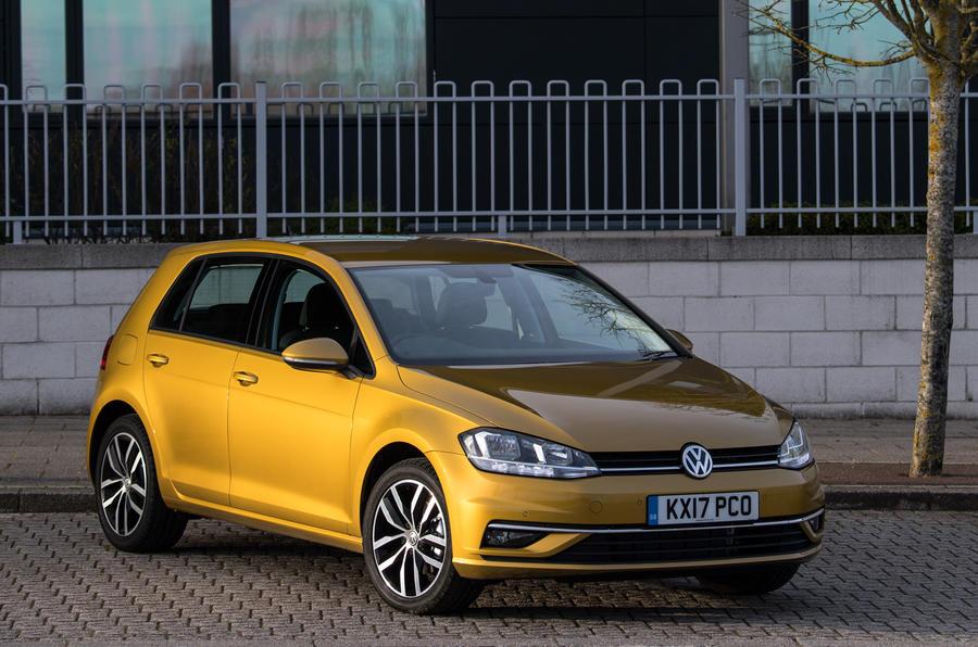 4.5 star Volkswagen Golf