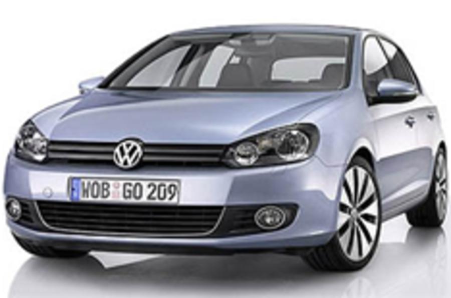 Leaked: VW Golf mk6