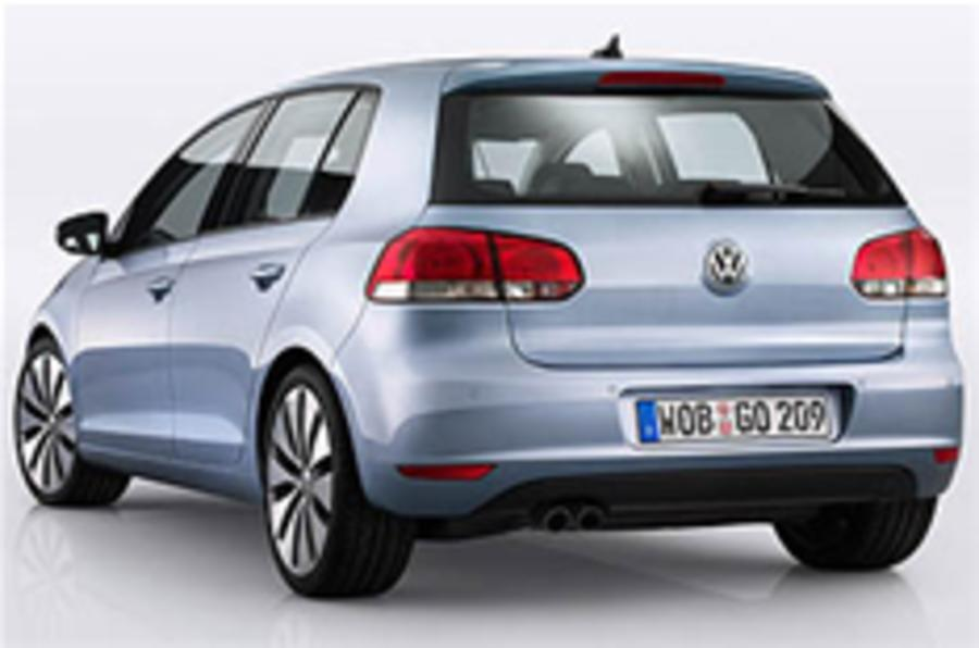 Technical highlights of the VW Golf Mk6