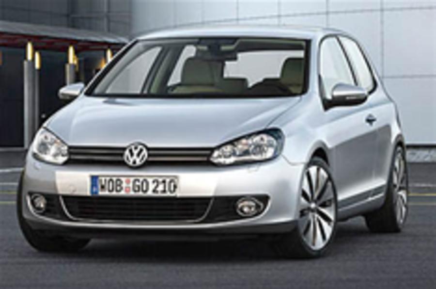 Scoop: New VW Golf GTI