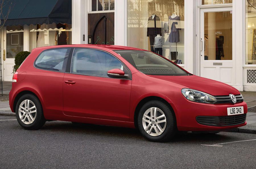 VW's new £13k Golf Twist