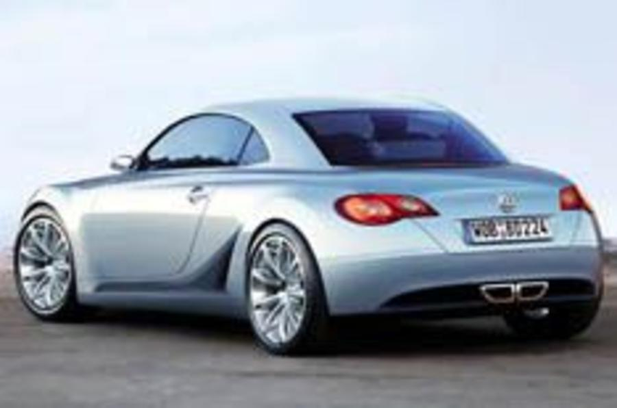 VW's Roadster 'will be built'