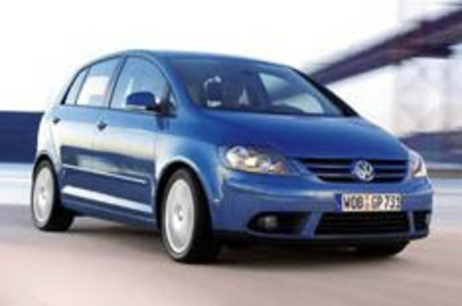 Golf Plus: the VW with a little extra