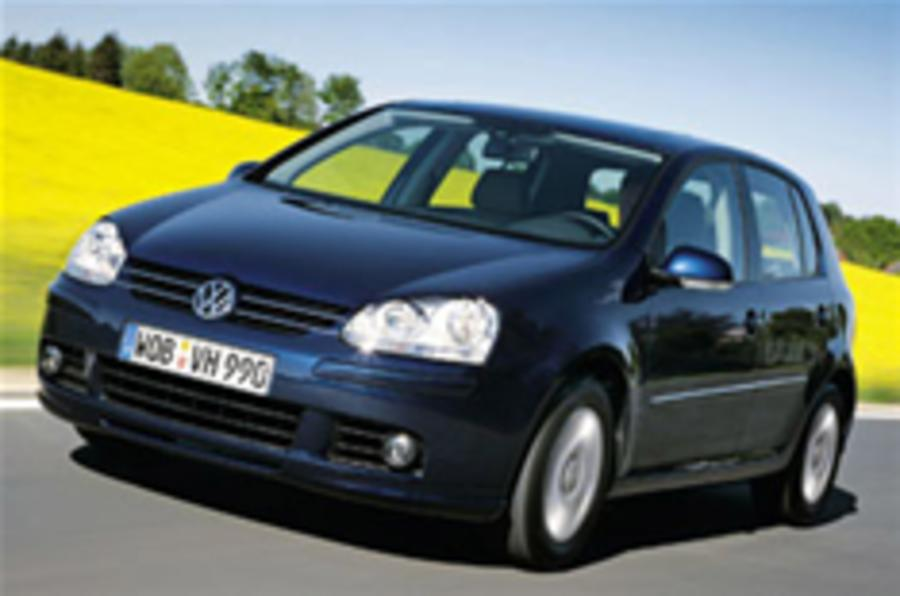 VW tops Euro registrations chart