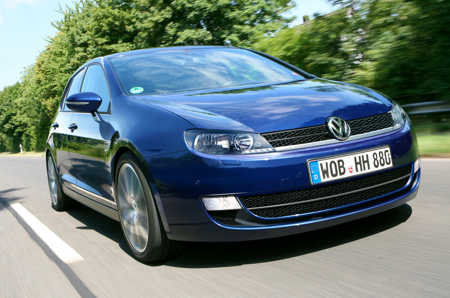 VW gets radical with new Golf