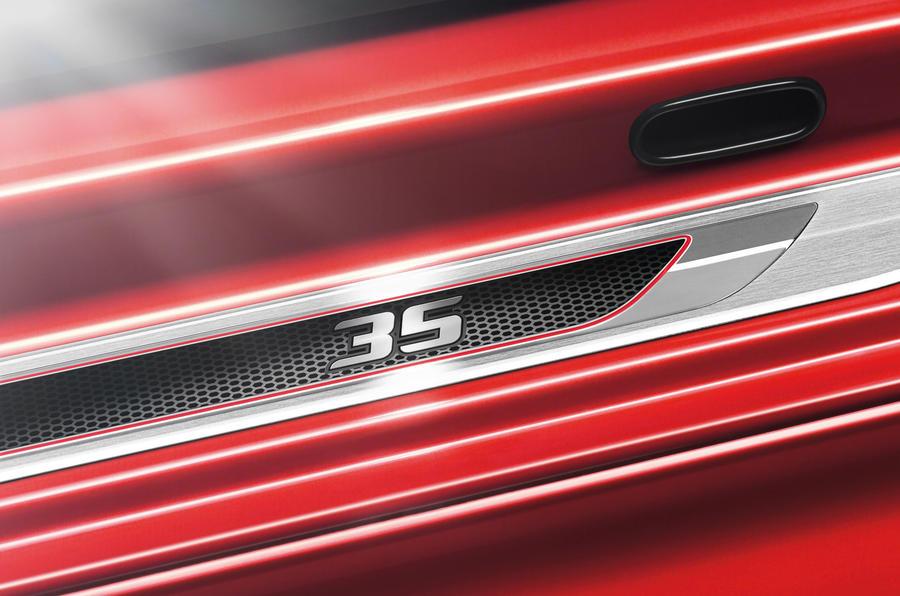 Special VW Golf GTI 35 revealed