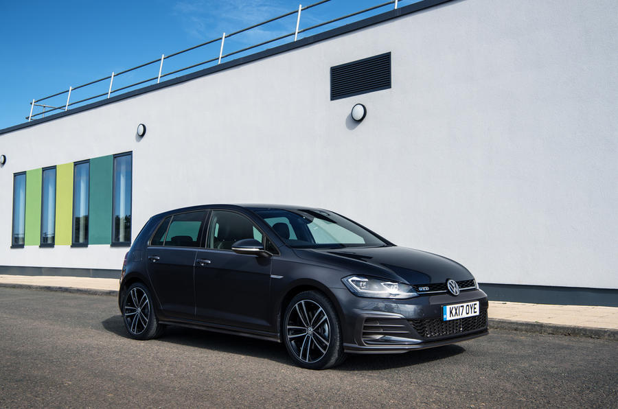 4 star Volkswagen Golf GTD