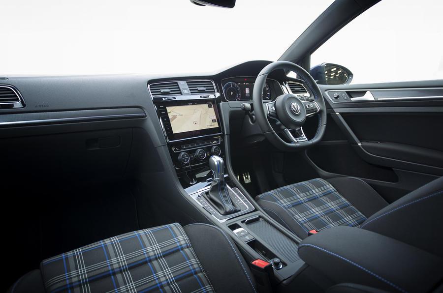 volkswagen golf gte performance autocar. Black Bedroom Furniture Sets. Home Design Ideas