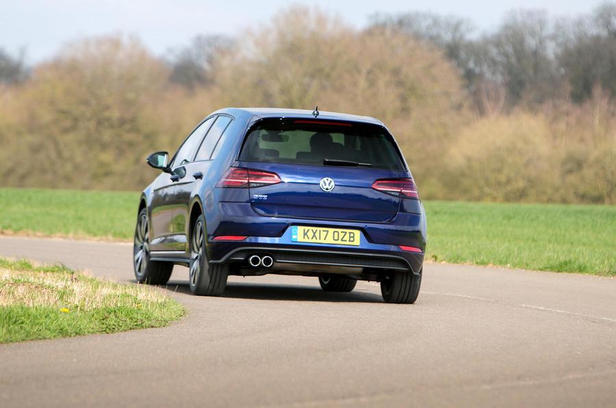Volkswagen Golf Gte Performance Autocar