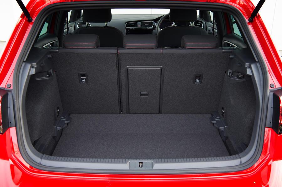 Volkswagen Golf GTI interior | Autocar