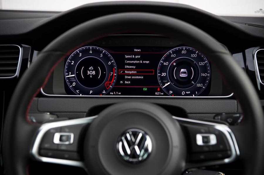 volkswagen golf gti mk7 review 2018 autocar. Black Bedroom Furniture Sets. Home Design Ideas