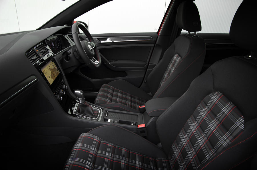 Best Work Gloves >> Volkswagen Golf GTI interior | Autocar