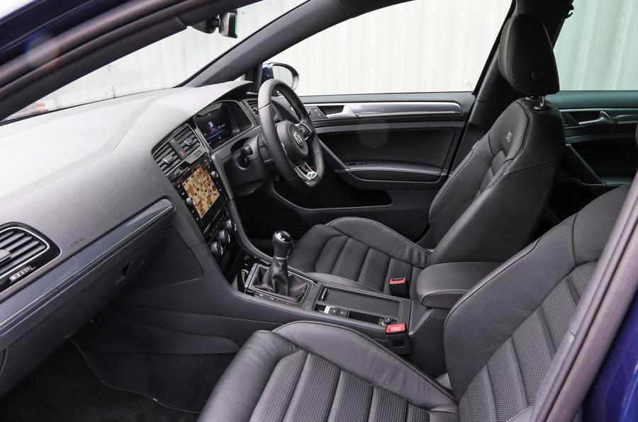 Great ... Volkswagen Golf Interior ...