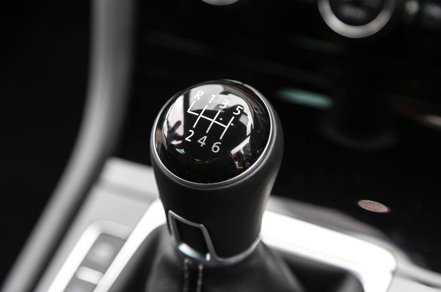 Volkswagen Golf manual gearbox