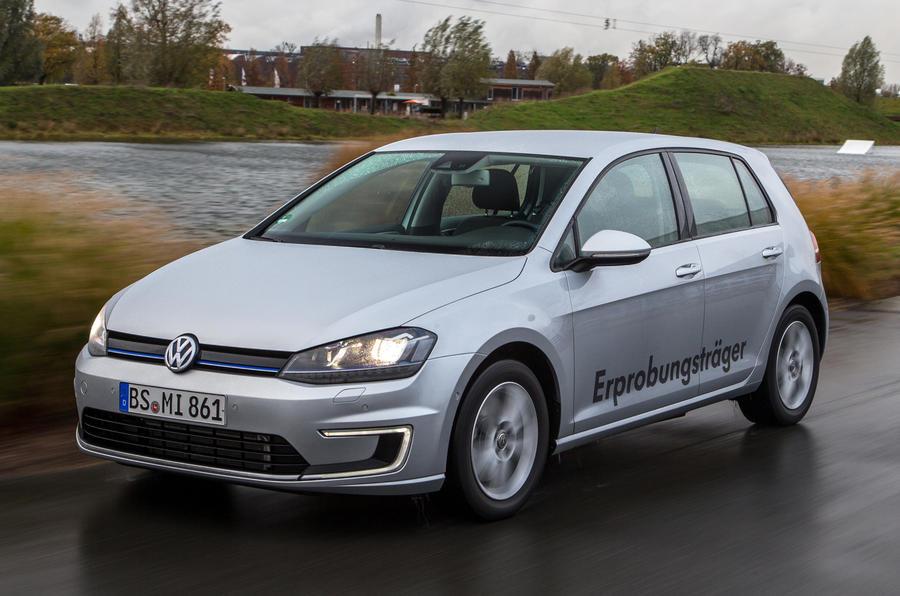 Volkswagen Golf Plug-In Hybrid