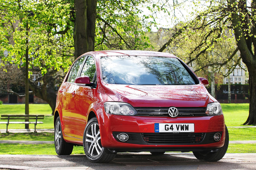 3.5 star Volkswagen Golf Plus